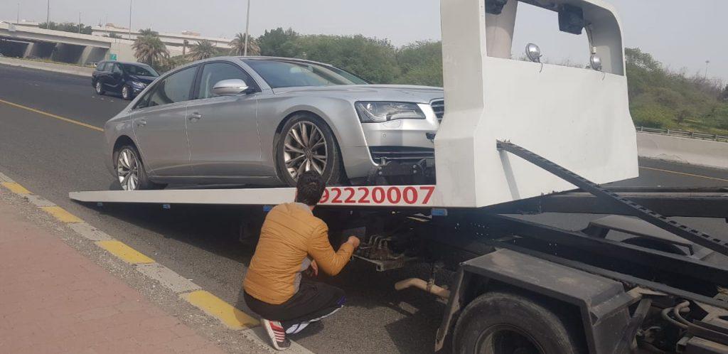 خدمات ونش سطحة الكويت